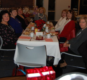 St. Luke's ECW Advent Tea